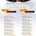 FRONTIERS ROCK FESTIVAL 2015: gli orari degli show