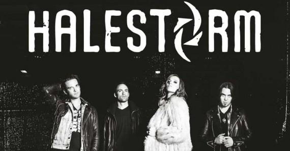 Halestorm - Band - 2015