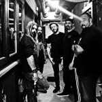 Helligators - band - 2015