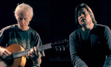 John Garcia - Robby Krieger - 2015