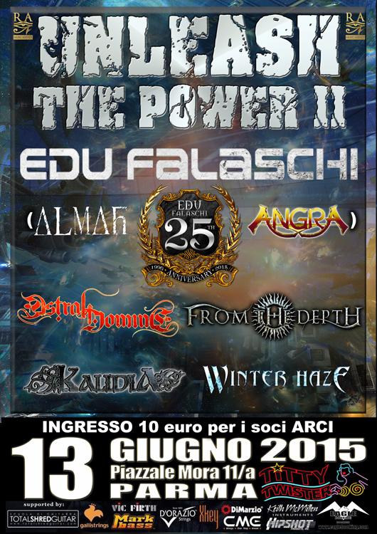 Unleash the power 2 - 2015