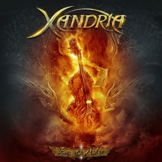 Xandria - Fire & Ashes EP - 2015