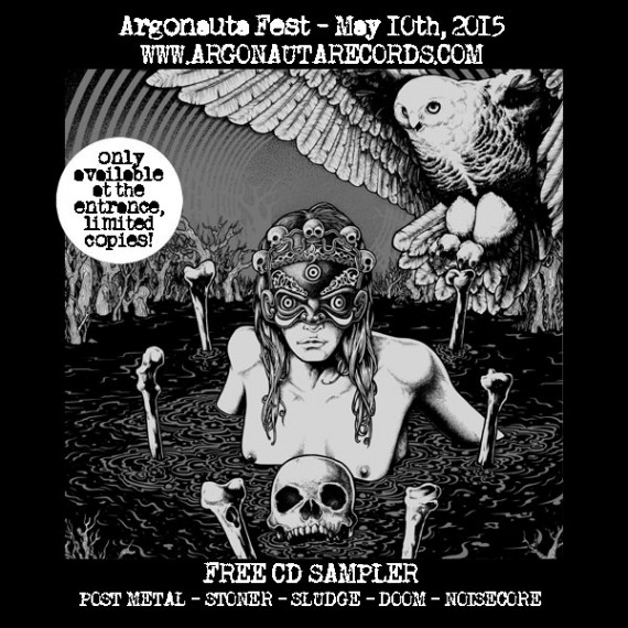 argonauta fest 2015 - cd sampler
