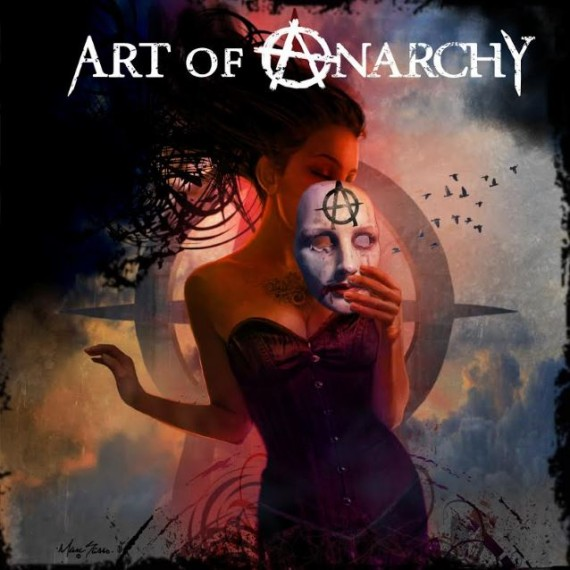 art of anarchy - debut - 2015