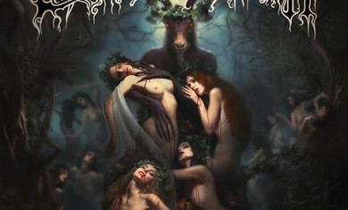 cradle of filth - hammer of the witches - 2015