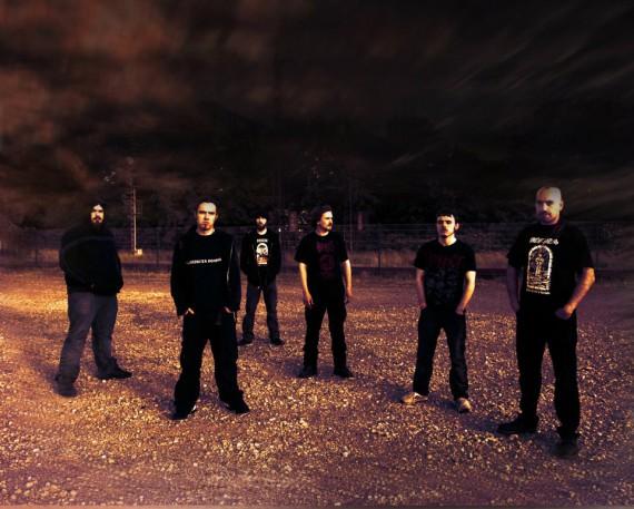 esoteric - band - 2012