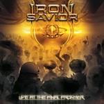 "IRON SAVIOR: i dettagli del set DVD+2CD ""Live At The Final Frontier"""
