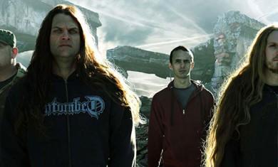 jungle rot - band - 2014