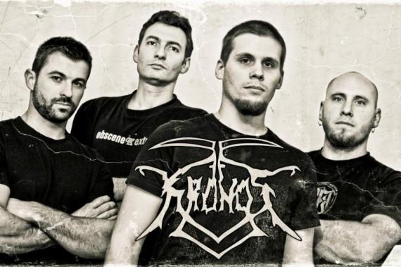 kronos - band - 2015