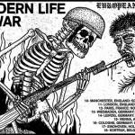 modern life is war - tour 2015