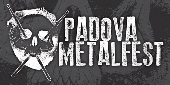 padova metal fest - logo