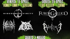 Road To METALITALIA.COM FESTIVAL 2015 Pt. 1