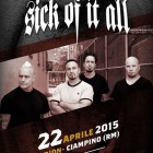 Sick Of It All + Angel Du$t