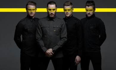 shining - band - 2015
