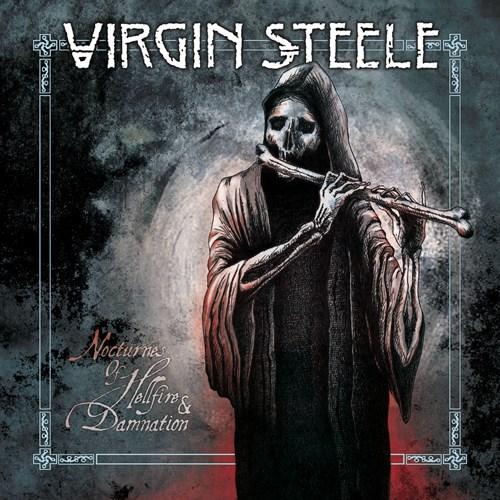 virgin steele - Nocturnes of Hellfire & Damnation 2LP - 2015