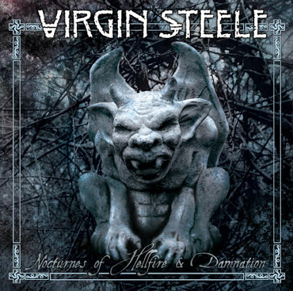 virgin steele Nocturnes of Hellfire & Damnation CD- 2015