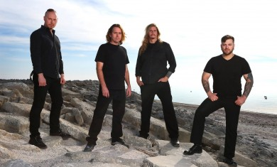 Cattle Decapitation - band - 2015