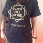 FAITH NO MORE: magliette omaggio