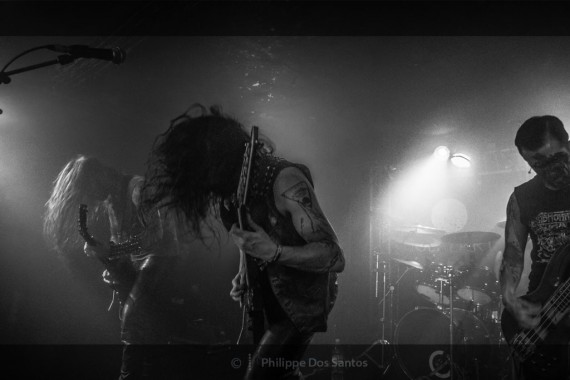Grave Miasma - Wolf Throne Support Festival - 2015