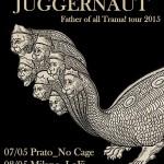 Juggernaut - flyer - 2015