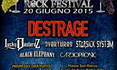 LANGHE ROCK FESTival 2015