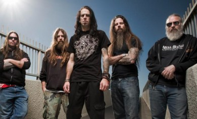 Lamb of God - Band - 2015