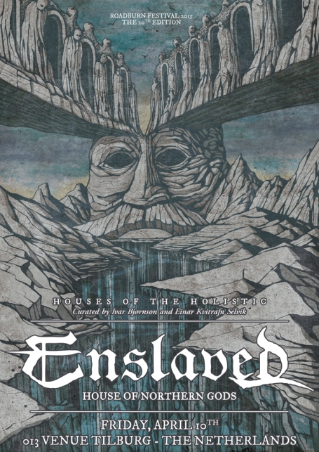 Roadburn 2015 - Enslaved