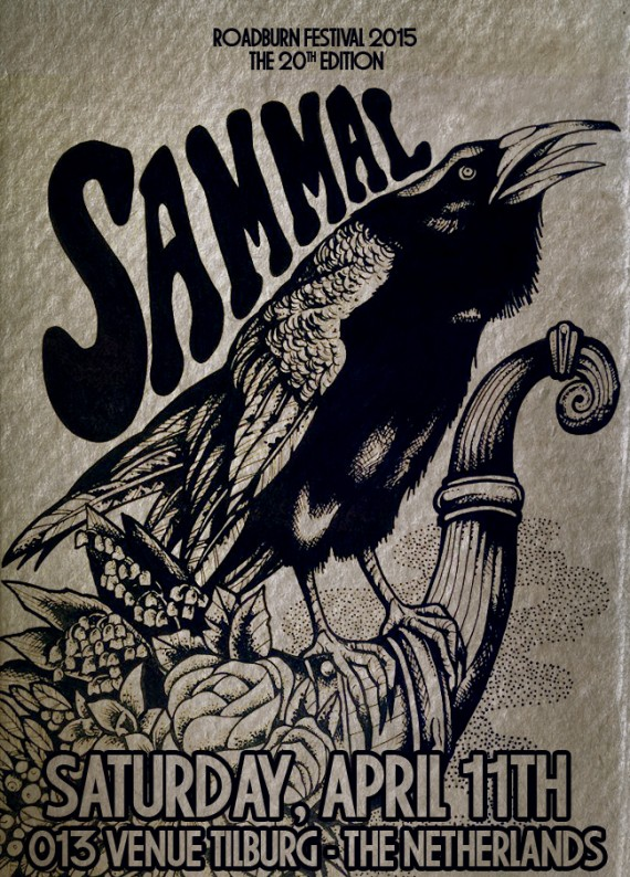 Roadburn 2015 - Sammal