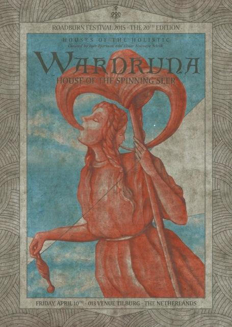 Roadburn 2015 - Wardruna