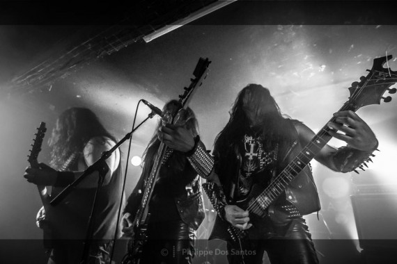 Sadistic Intent - Wolf Throne Support Festival - 2015