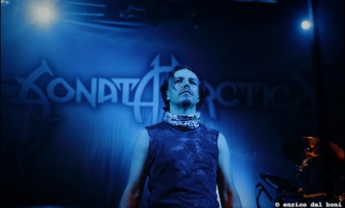 Sonata Arctica - Bologna - 2015