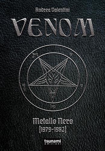 venom - metallo nero - 2015