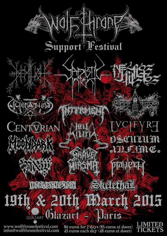Wolf Throne Festival - flyer definitivo - 2015