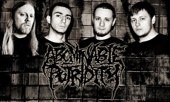 abominable putridity - band - 2015