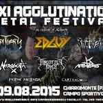 AGGLUTINATION METAL FESTIVAL 2015: ultima conferma e bill completo