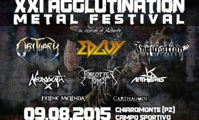 aglutination 2015 - locandina