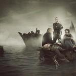 """AHAB: video in studio per """"The Isle"""""""