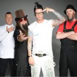 AUDIOTOPSY: debut album su Napalm Records per la band con membri di MUDVAYNE e HELLYEAH