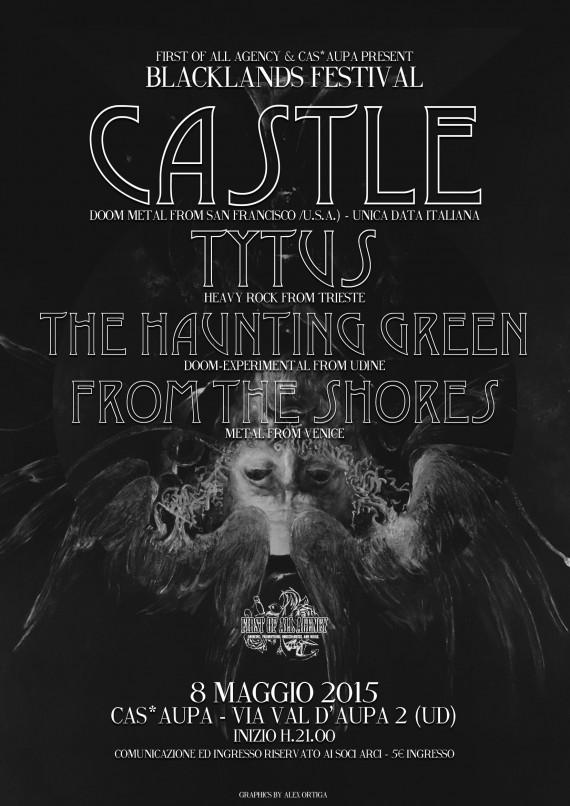 castle - udine - 2015