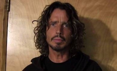 chris cornell - solo 2015
