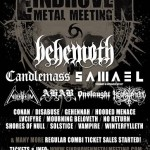 EINDHOVEN METAL MEETING 2015: tante nuove conferme