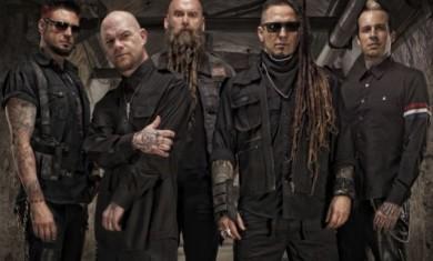 five finger death punch - band promo - 2015