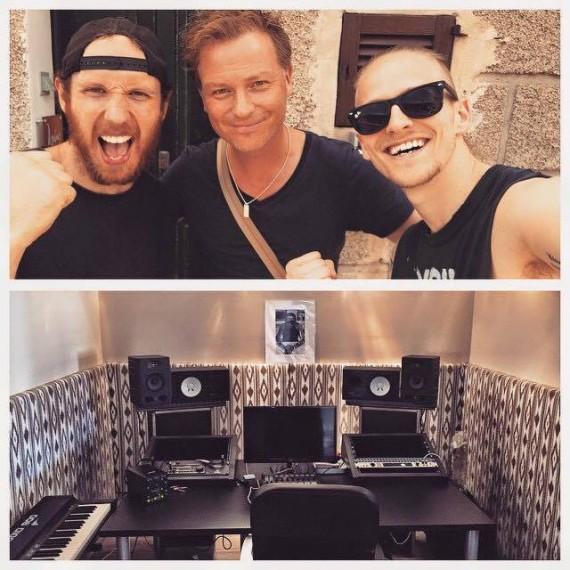 heat - studio - 2015