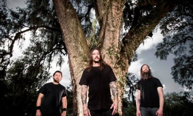 high on fire - band - 2015