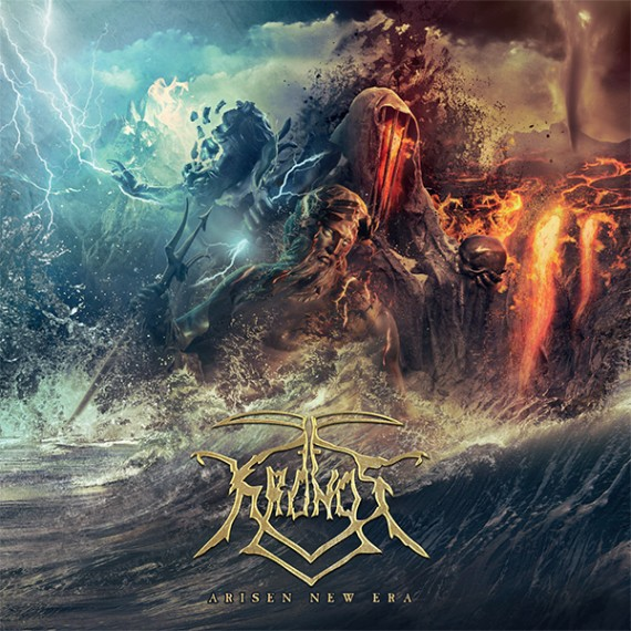 kronos - arisen new era - 2015