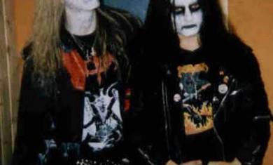 mayhem - dead euronymous