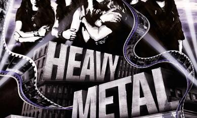 saxon - Heavy Metal Thunder The Movie - 2015