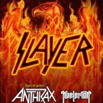SLAYER, ANTHRAX e KVELERTAK: tour europeo