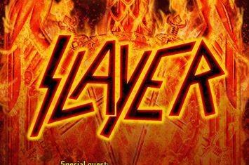 slayer - tour europeo - 2015