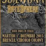 SOILWORK, HATESPHERE: una data in Italia